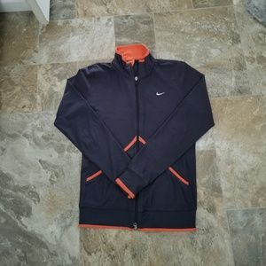 Nike Dri Fit Womans Full Zip Up